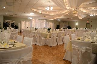 Blessed Sacrement Parish Hall - A wonderful venue for any your wedding or special event - Click here to visit our website!