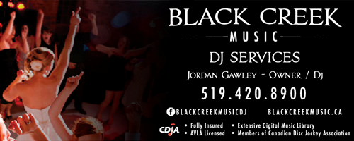 Black Creek Music DJ Services - Click here to visit our website!