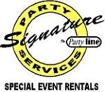 Signature Party Services - Special Event Rentals - 905-640-4686 - Click here to visit our website!