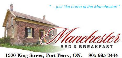Manchester Bed and Breakfast - Old world charm spiced with modern convenience. - Click here for more information!