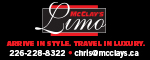 McClay's Limo - Click here to visit website!