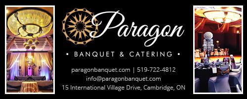 Paragon Banquet and Catering - Click here for our website!