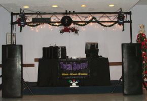 Total Sound Professional Disc Jockey Service - Click here to visit our website!!