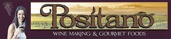 Positano Wine Making and Gourmet Foods - 250 King George Road - Brantford - 519-751-1221 - Click here to visit our website!