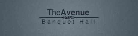 the avenue Banquet Hall - Click here to visit our website!
