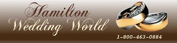 Hamilton Wedding World  ~ Wedding Officiants for any location ~ Click here to visit our website!