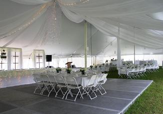 Mildmay Tent Rental - 519-367-5403 - Click here to visit our website!