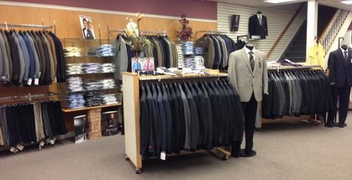 Bennett Men's and Ladies Clothier - Click here to visit our Facebook Page!