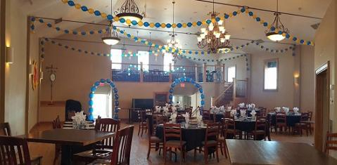 Carriage Hall and Chrissy's Catering - 519-688-1700