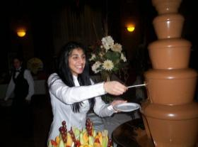 Festive Ice Sculptures and The Chocolate Fountain Co. - Click here to visit our website!