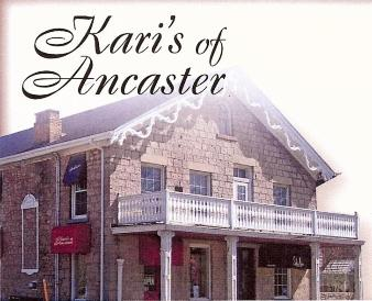 Kari's of Ancaster - Click here to visit our website!