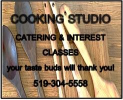 The Cooking Studio - Click here to visit our website!